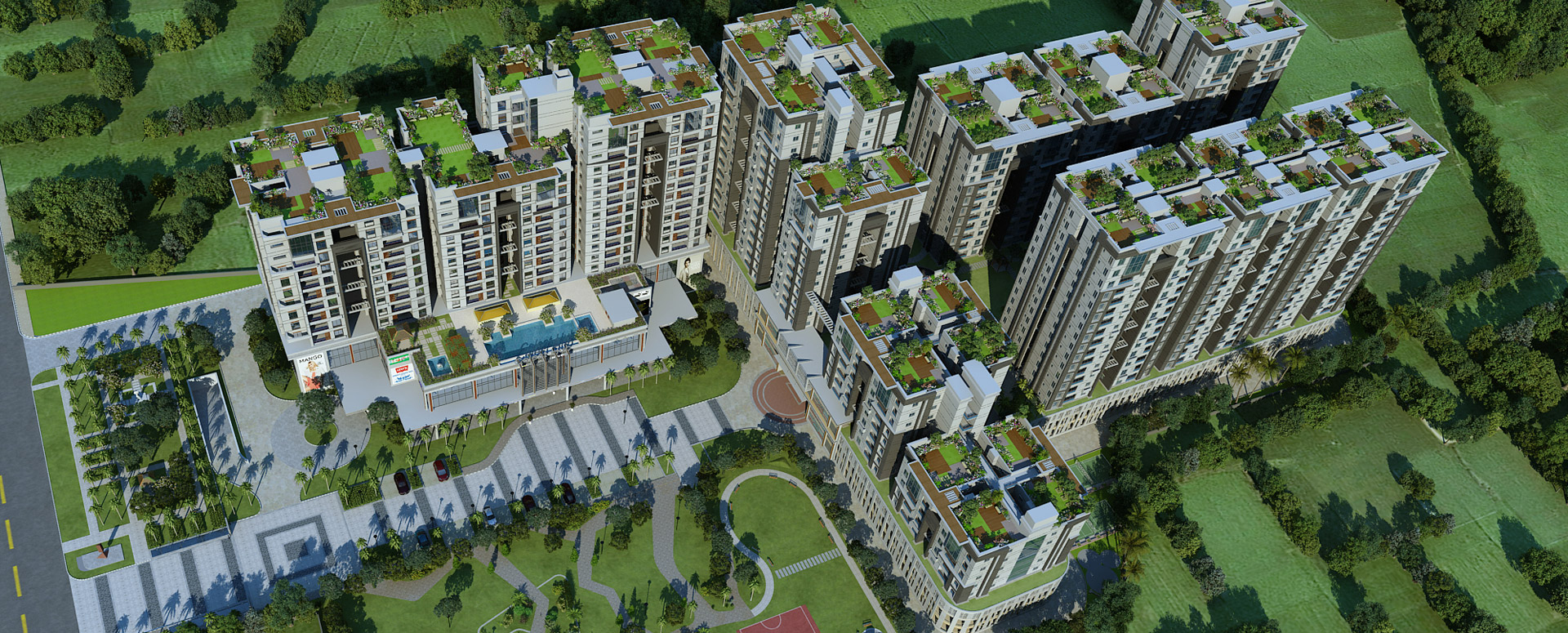 luxury apartments in vizag